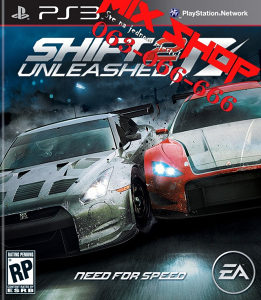 NEED FOR SPEED SHIFT 2 UNLEASHED za Playstation 3 PS3
