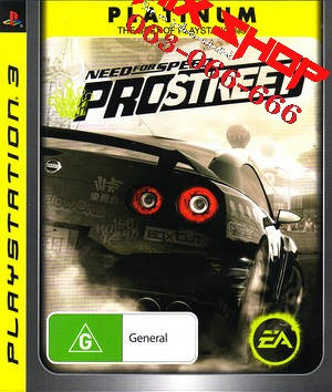 NEED FOR SPEED PRO STREET za Playstation 3 PS3