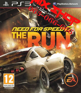 NEED FOR SPEED THE RUN za Playstation 3 PS3