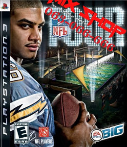 *ORIGINAL IGRA* NFL TOUR RAGBI za Playstation 3 PS3