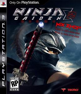 ORIGINAL IGRA NINJA GAIDEN 2 SIGMA za Playstation 3 PS3