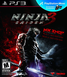 ORIGINAL IGRA NINJA GAIDEN 1,2 i 3 za Playstation 3 PS3