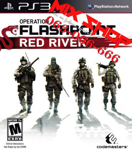 OPERATION FLASHPOINT RED RIVER za Playstation 3 PS3