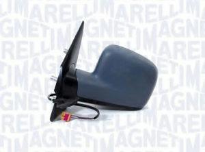 Retrovizor lijevi za lakiranje Vw T5 03-