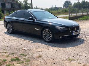 BMW 730 D Model 2012