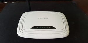 Wifi router Tplink 150 Mbps WPS 5dBi