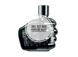 Diesel ONLY THE BRAVE TATTOO edt 75ml TESTER