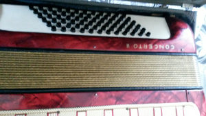 Hohner harmonika 72 basa