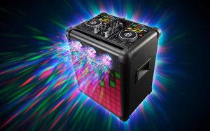 Party Mix Pro DJ kontroler  + zvučnik