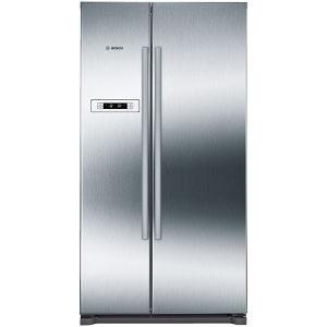 Američki frižider Inox 573 litara Bosch KAN90VI20
