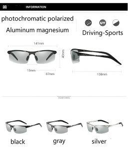 Polarizovane fotokromatske sunčane naočale