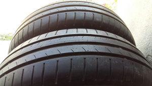 Gume Dunlop 195 65 15, sara 6mm