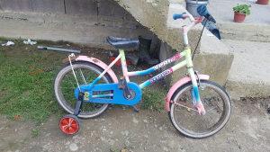 Djecije biciklo ocuvano ispavno