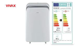 Vivax Mobilni klima uređaj ACP-12PT35AEF