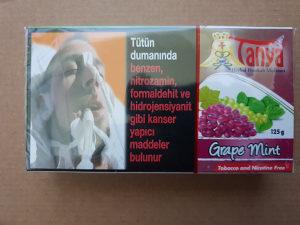 Okus arome za nargilu grozdje menta