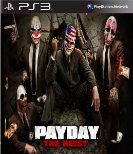 *ORIGINAL IGRA* PAYDAY za Playstation 3 PS3