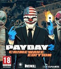 *ORIGINAL IGRA* PAYDAY 2 CRIMEWAVE za Playstation 3 PS3