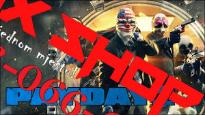 *ORIGINAL IGRA* PAY DAY 2 za Playstation 3 PS3