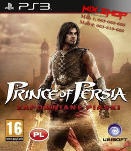 ORIGINAL PRINC OF PERSIA PIASKI za Playstation 3 PS3