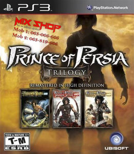 ORIGINAL PRINC OF PERSIA TRILOGY za Playstation 3 PS3