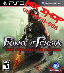 PRINC OF PERSIA THE FORGOTTEN SANDS Playstation 3 PS3