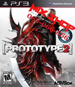 *ORIGINAL IGRA* PROTOTYPE 2 za Playstation 3 PS3