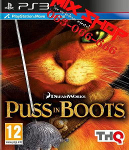 *ORIGINAL IGRA* PUSS in BOOTS za Playstation 3 PS3