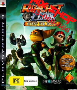 RATCHET i CLANK QUEST FOR BOOTY za Playstation 3 PS3