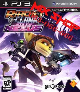 RATCHET i CLANK INTO THE NEXUS za Playstation 3 PS3