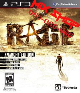 *ORIGINAL IGRA* RAGE ANARCHY za Playstation 3 PS3