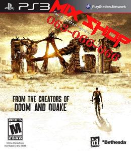 *ORIGINAL IGRA* RAGE za Playstation 3 PS3
