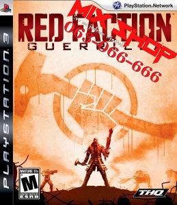 *ORIGINAL IGRA* RED FACTION za Playstation 3 PS3