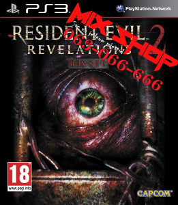 *ORIGINAL IGRA* RESIDENT EVIL 2 za Playstation 3 PS3