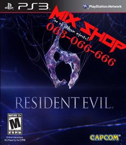 *ORIGINAL IGRA* RESIDENT EVIL 6 za Playstation 3 PS3
