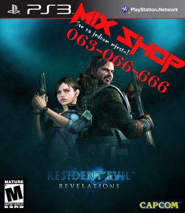 ORIGINAL RESIDENT EVIL REVELATIONS za Playstation 3 PS3