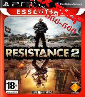ORIGINAL IGRA RESISTANCE 2 ESSENTIALS Playstation 3 PS3
