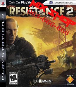 *ORIGINAL IGRA* RESISTANCE 2 za Playstation 3 PS3
