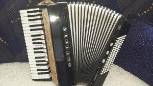 Harmonika delicija carmen III 96 basova