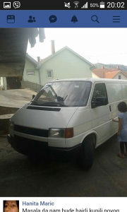 kombi t4 god 96. do 2003