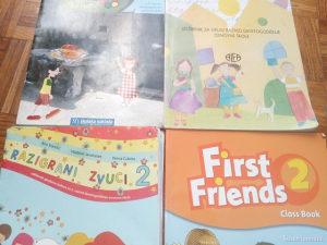 Knjige za drugi razred osnovne skole