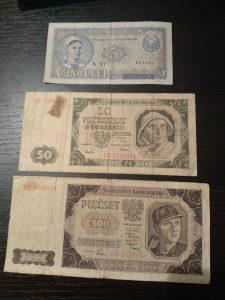 lot novčanica