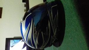 Kaciga Nitro racing N330-VX