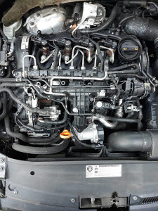 Alternator Skoda Octavia 1,6 TDI