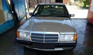 Mercedes 190D