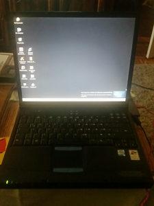 Laptop Compaq Evo N 600 C