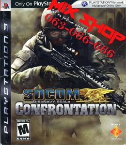 *ORIGINAL SOCOM CONFRONTATION za Playstation 3 PS3