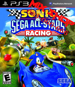 *ORIGINAL IGRA* SONIC RACING za Playstation 3 PS3