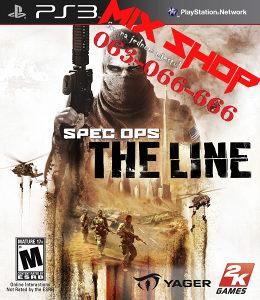 *ORIGINAL IGRA* SPEC OPS THE LINE za Playstation 3 PS3