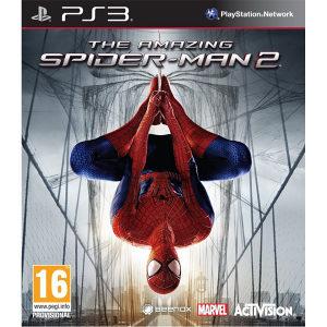 ORIGINAL IGRA THE AMAZING SPIDERMAN 2 Playstation 3 PS3