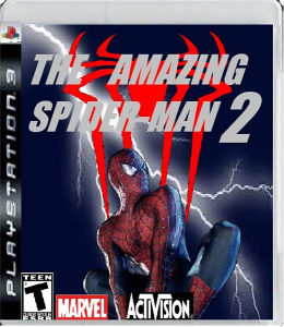 ORIGINAL THE AMAZING SPIDERMAN 2 Playstation 3 PS3